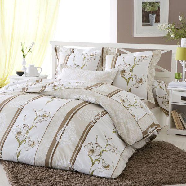 taie d 39 oreiller lys 65x65 linge de maison. Black Bedroom Furniture Sets. Home Design Ideas