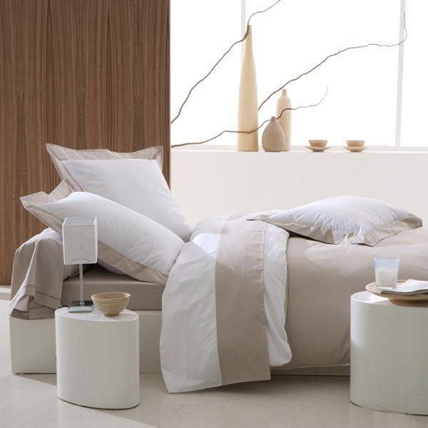 taie d 39 oreiller percale castel 50x70 tradilinge. Black Bedroom Furniture Sets. Home Design Ideas