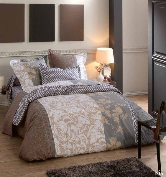 taie de traversin percale isis 43x140 tradilinge. Black Bedroom Furniture Sets. Home Design Ideas