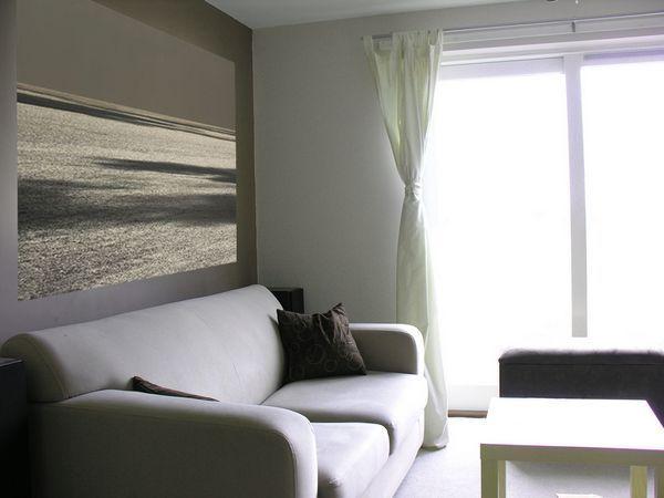 decoration murale mer qui brille 100x150 d coration. Black Bedroom Furniture Sets. Home Design Ideas