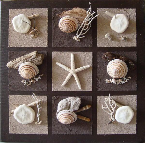 tableau relief cama eu tons chocolat coc 39 art cr ations. Black Bedroom Furniture Sets. Home Design Ideas