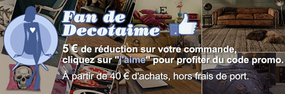 Promo Decotaime Facebook